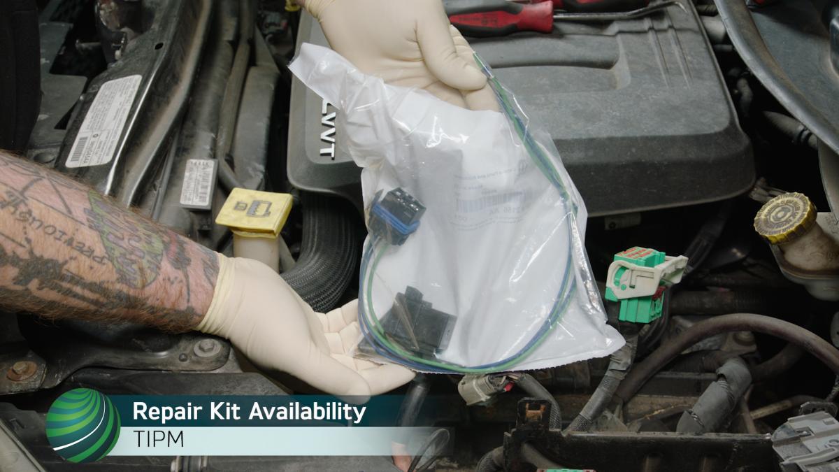 Chrysler Tipm Fuel Pump Circuit Failure