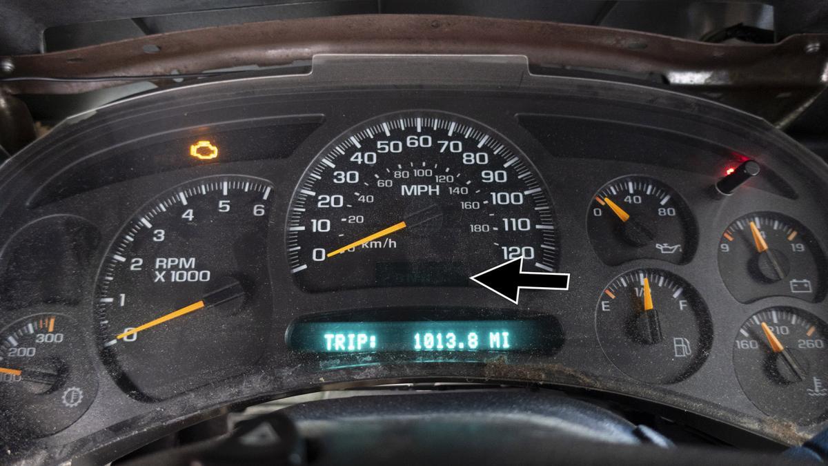 Chevy Gmc Truck From 2003 To 2006 Prndl Light Fix