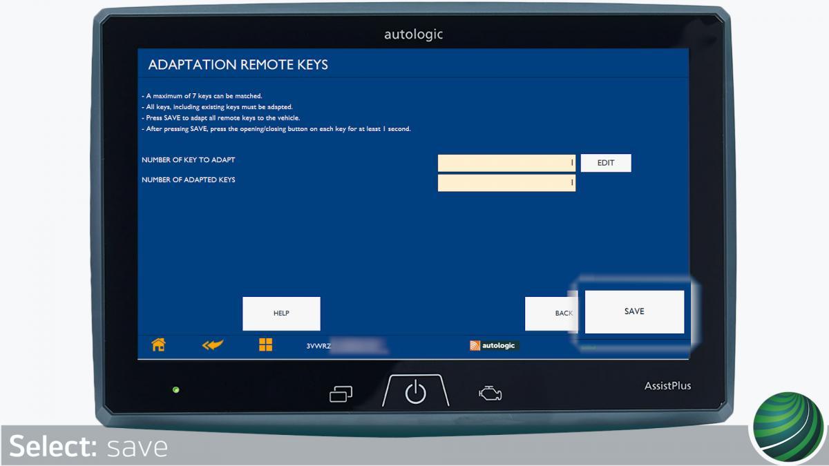 How To Programming Remote Key VW 1j Jetta