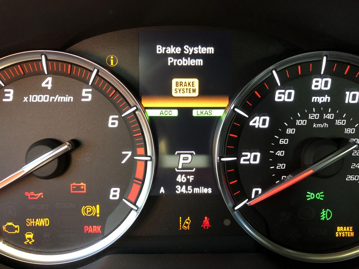 Clearing Fault Codes Using Acura Link