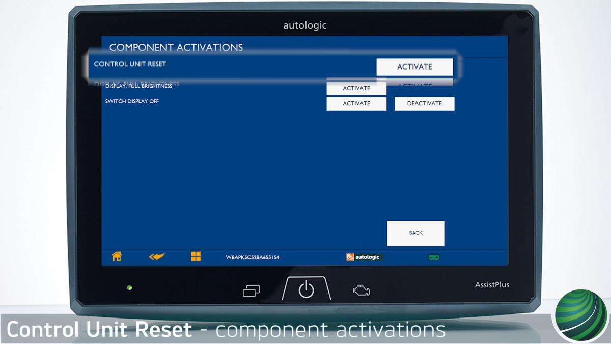 BMW iDrive Display Reset - How to