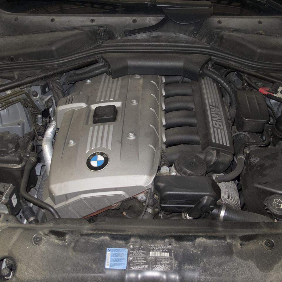 BMW - MINI Fault code: 2F44 EWS preventing manipulation