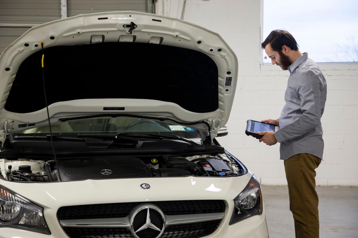 Mercedes-Benz Complete Vehicle Programming Pass-Thru