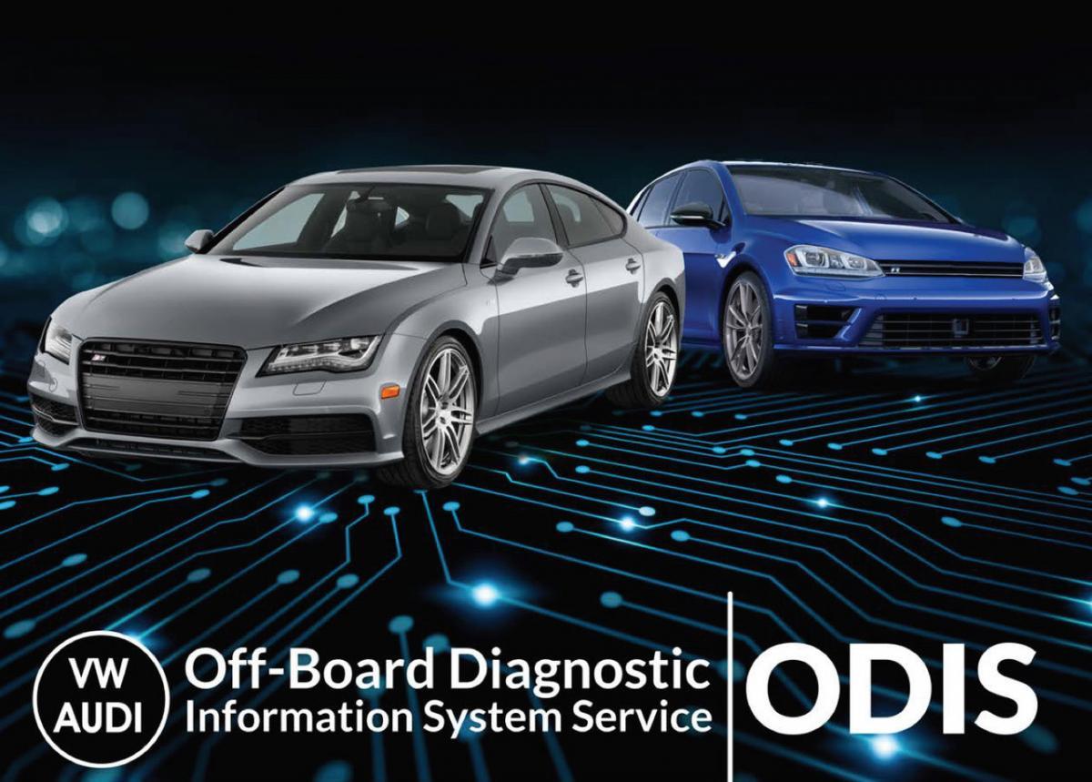 VW/Audi ODIS Training