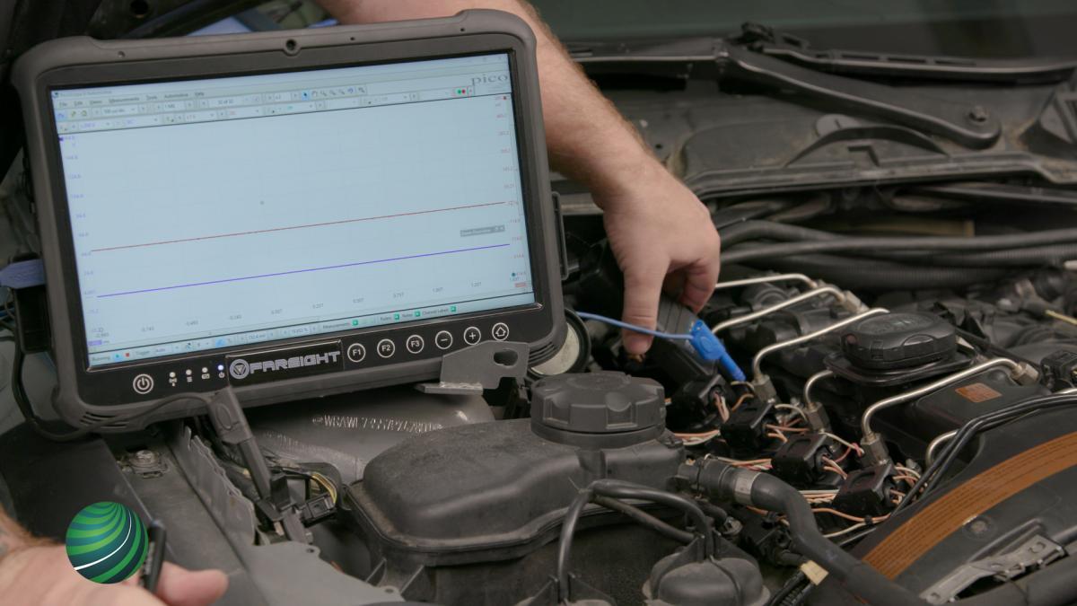 BMW MSD80 Fuel Injector Fault Code Diagnosis 30BA 30BB