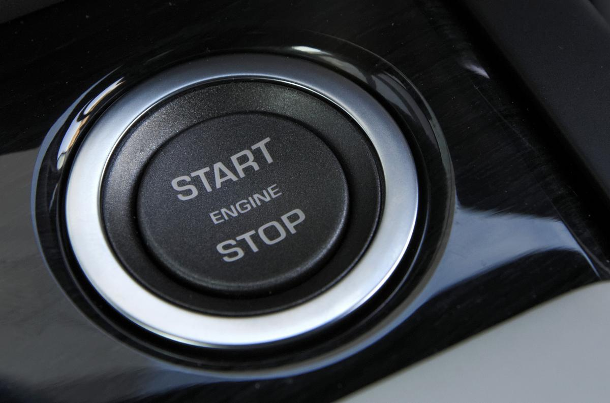 How to Reset Service Light Land Rover Push Button Start