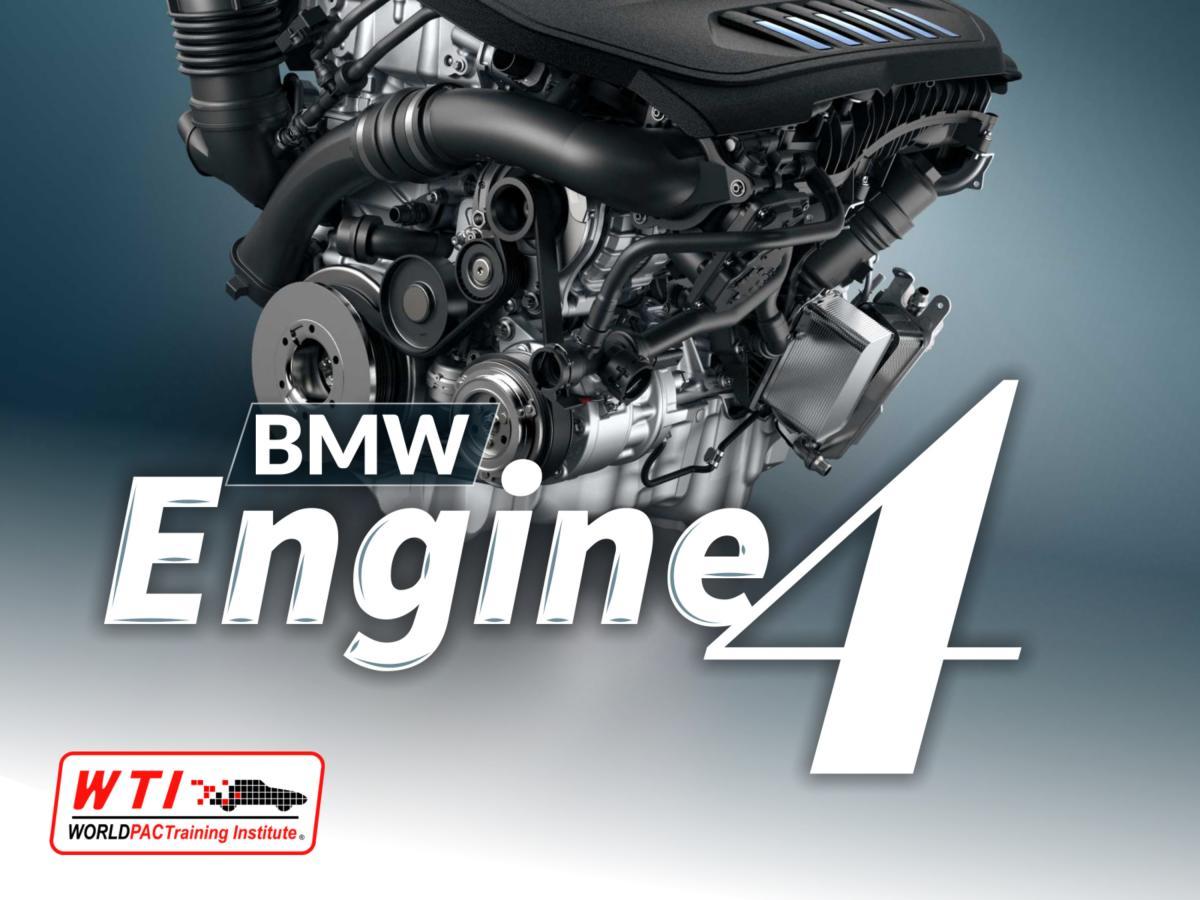 BMW Engine 4 Technical Training Seminar