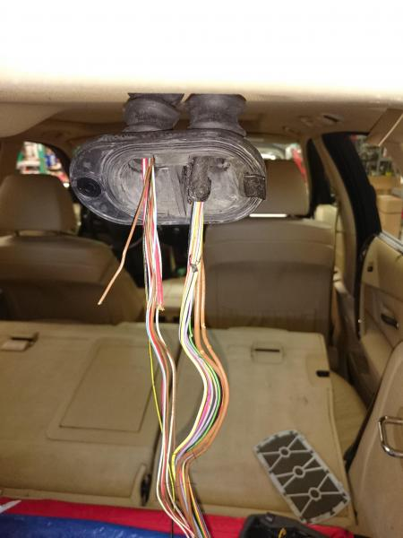 Bmw E60 Pdc Wiring Fault