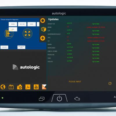 Autologic BMW Software Update 3.173.0 CIP & CIR files